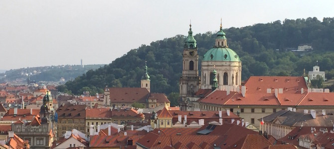 Churches in Prague