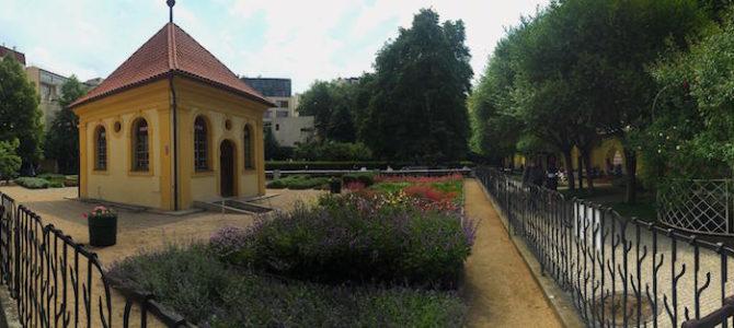 Franciscan Garden (Františkánská zahrada)