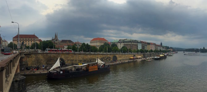Rašín's Riverbank (Náplavka)
